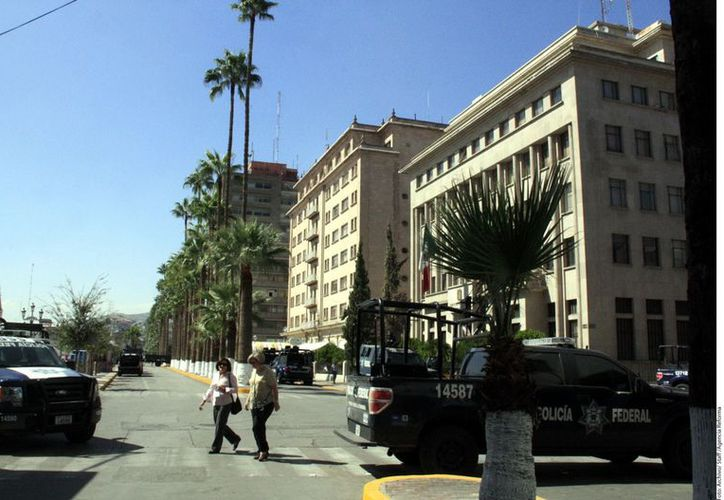 Los agentes federales arribaron a los hoteles mediante un convenio con una empresa de servicios contratada por la SSPF. (Reforma)