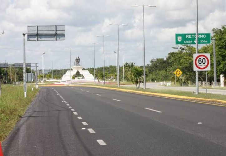 Se busca garantizar un tránsito seguro para los viajeros en toda la geografía estatal. (Redacción/SIPSE)