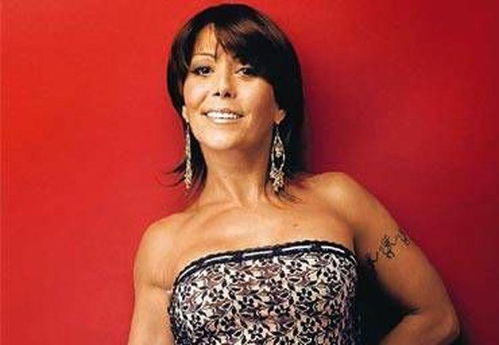 La cantante Alejandra Guzmán trae primera fila a Cancún. (Foto de Contexto/Internet)