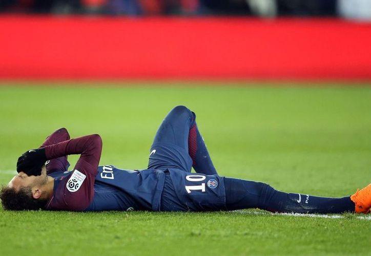 Las lesiones se produjeron el pasado domingo ante el Olympique de Marsella. (vanguardia.com)