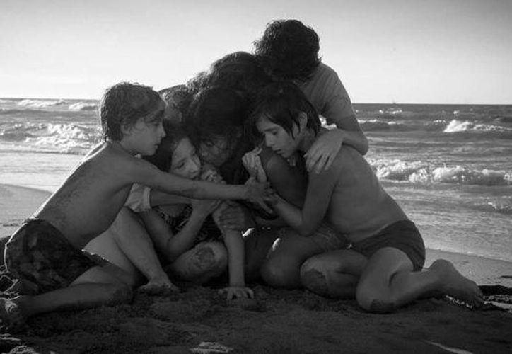 """La película """"Roma"""" fue seleccionada para representar a México en la categoría Mejor Película Extranjera en los Premios Oscar. (Netflix)"""