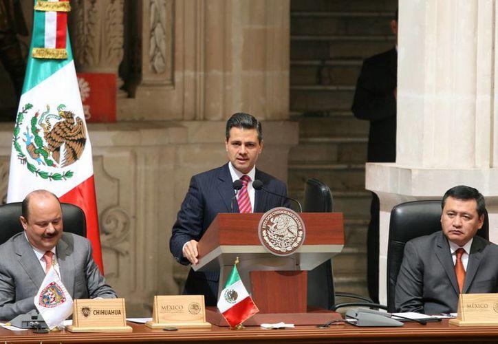 Peña Nieto se reunirá con la presidenta de Costa Rica, Laura Chinchilla Miranda. (Notimex)