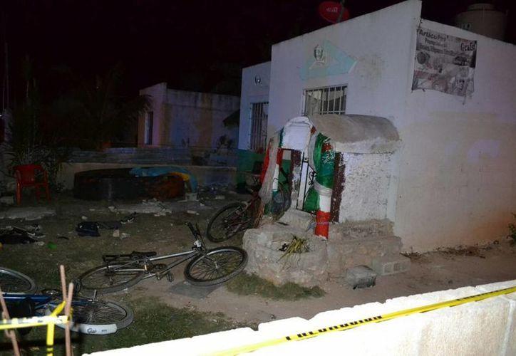 Un enfrentamiento entre vecinos alcoholizados en San Antonio Xluch dejó un muerto y al menos tres heridos, pero como el muerto lo fue por un infarto, los demás se perdonaron mutuamente y el caso quedó cerrado. (Milenio Novedades)