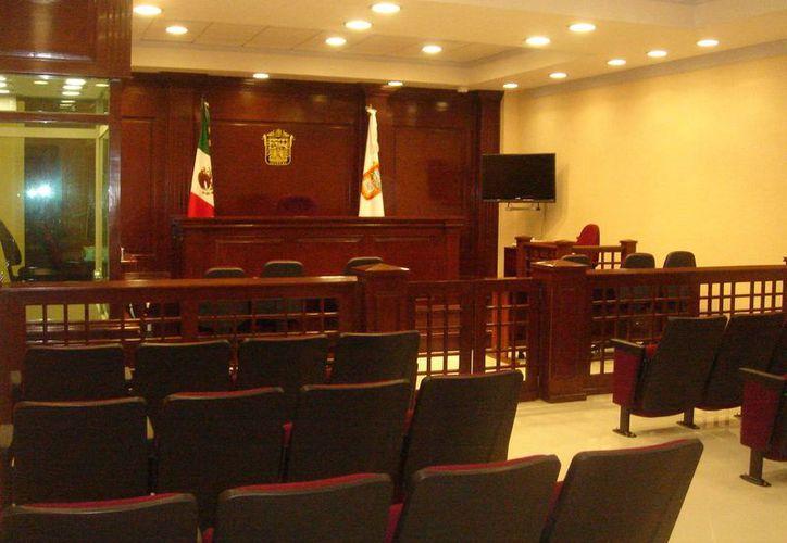 En 2011 un diputado federal impulsó la creación de la figura de jueces sin rostro, misma que se usó en Colombia en los años más duros de la guerra. (zona3.mx)