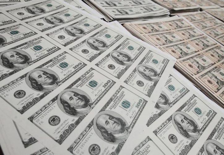 El operativo donde se decomisó un millón 100 mil dólares falsos se realizó en la zona rural del municipio de Silvania. (vistazo.com)
