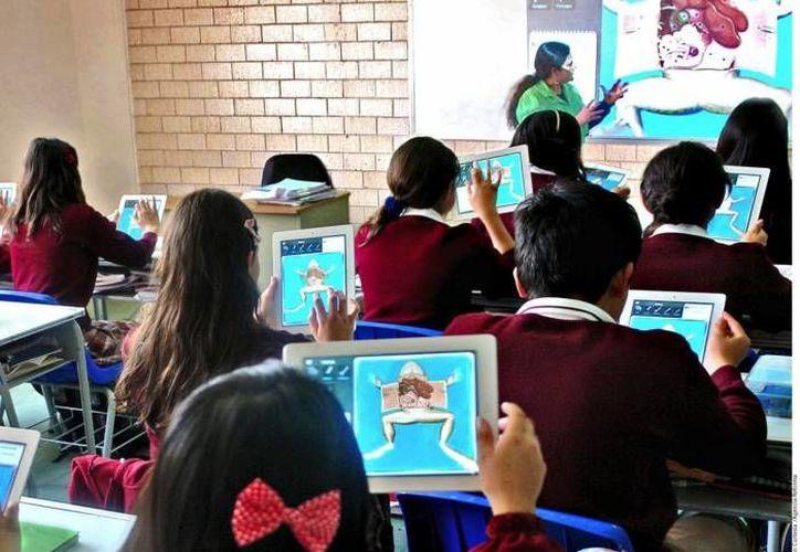 Hasta el momento se han atendido 48 reportes de tabletas con problemas técnicos menores. (Contexto/Internet)