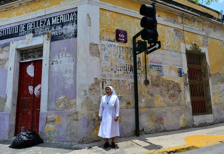 La jornada dominical se caracterizó por las altas temperaturas en Mérida. (Luis Pérez/SIPSE)