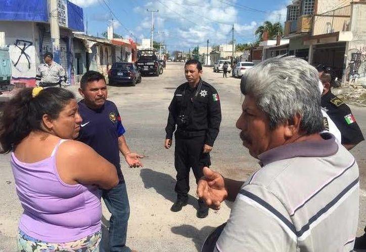 Vecinos de Progreso no sabían que ahora la recolección de basura es gratuita. (Óscar Pérez/SIPSE)