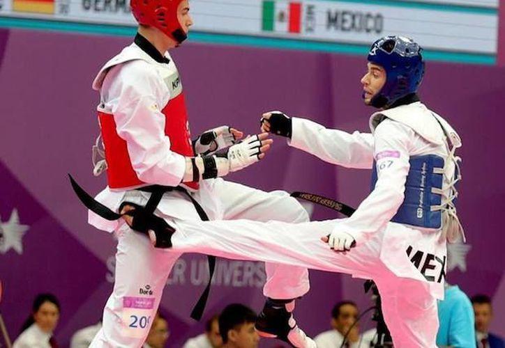 Uno de ellos tuvo que compartir medalla con uno de los participantes de Irán. (Foto: Contexto/Internet).