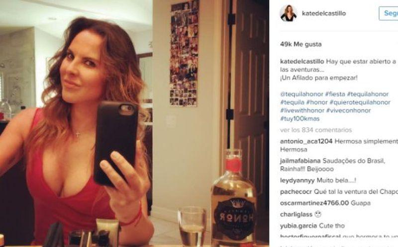 'Estoy en la quiebra': Kate del Castillo