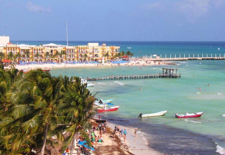 La Asociación de Hoteles de la Riviera Maya registró el año pasado 5% más huéspedes que en 2013. (Daniel Pacheco/SIPSE)