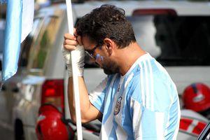 Festejan alemanes, se lamentan argentinos