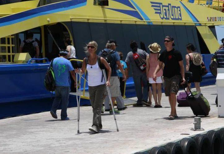 El turismo incluyente es un  segmento con gran potencial para desarrollar en 2016. (Archivo/SIPSE)