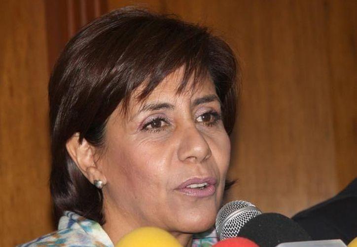 """Según """"Cocoa"""" Calderón, el Crimen Organizado ha exigido a diversos alcaldes apoyo a aspirantes al Frente Juvenil Revolucionario del PRI. (Notimex/Foto de archivo)"""