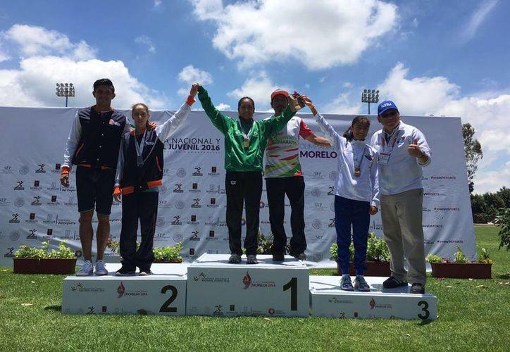Los atletas han recibido ofertas de otros municipios y estados para que los representen. (Foto: Octavio Martínez/ SIPSE)