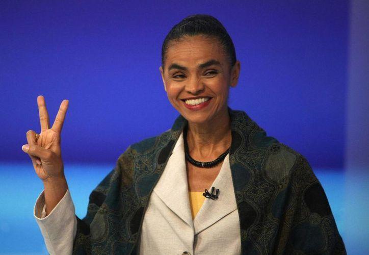 En las elecciones presidenciales de 2010, Marina Silva ocupó el tercer lugar en los resultados generales. (EFE)