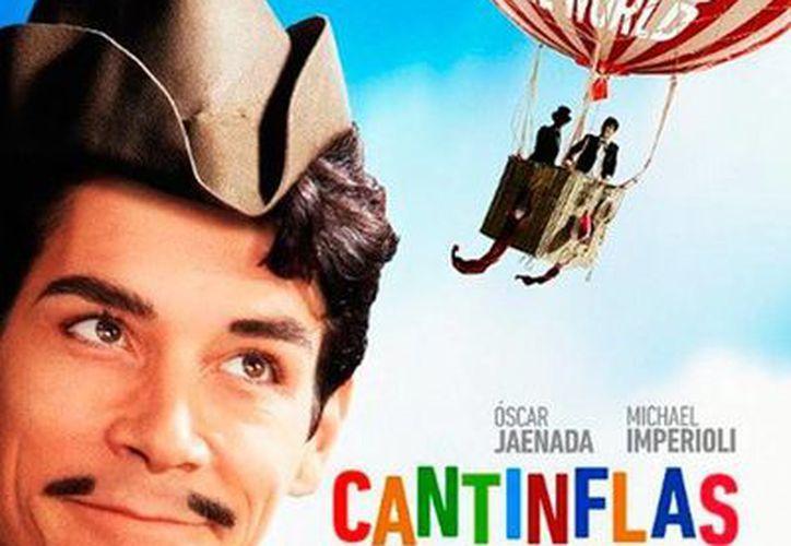 'Cantinflas' ha sido vista por más de un millón 200 mil mexicanos hasta el momento. (las5.mx)