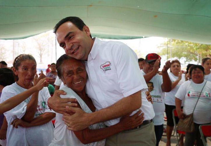 Nerio Torres Arcila aseguró que su gran objetivo como meridano es que la ciudad crezca. (Facebook/Nerio Torres Arcila)