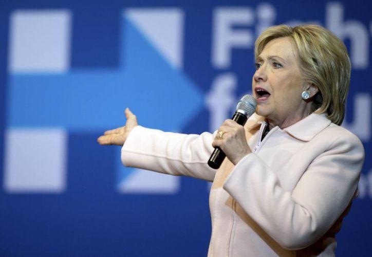 Hillary Clinton ha tenido una prolífica carrera dentro de la política de los Estados Unidos. (AP)