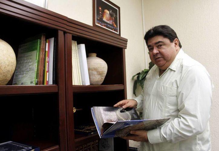 Magadán Villamil considera prioritario facilitar el acceso a los turistas. (Juan Albornoz/SIPSE)