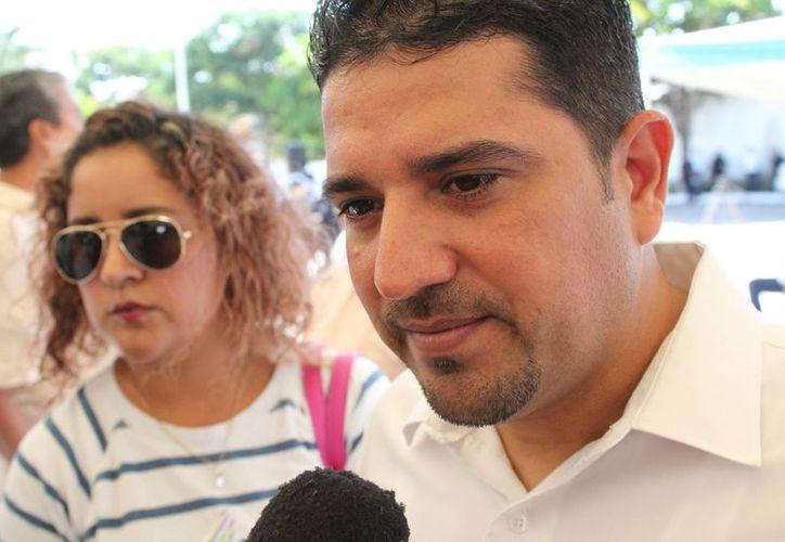 En el 2011 fue nombrado subprocurador de la zona sur, por el ex gobernador; Roberto Borge Angulo. (Joel Zamora/SIPSE)