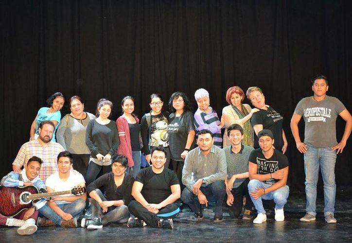 Los nuevos integrantes realizaron pruebas de canto, baile y actuación. (Foto: Redacción)