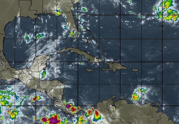En Cancún prevén una temperatura máxima de 32 grados y una mínima de 25 grados. (Redacción/SIPSE)