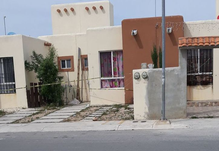 Los hechos se registraron el pasado martes, en una vivienda del fraccionamiento Villas del Mar Plus. (Redacción)