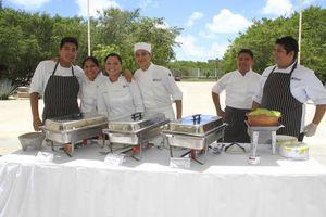 Cumple expectativa congreso gastronómico en la Unicaribe