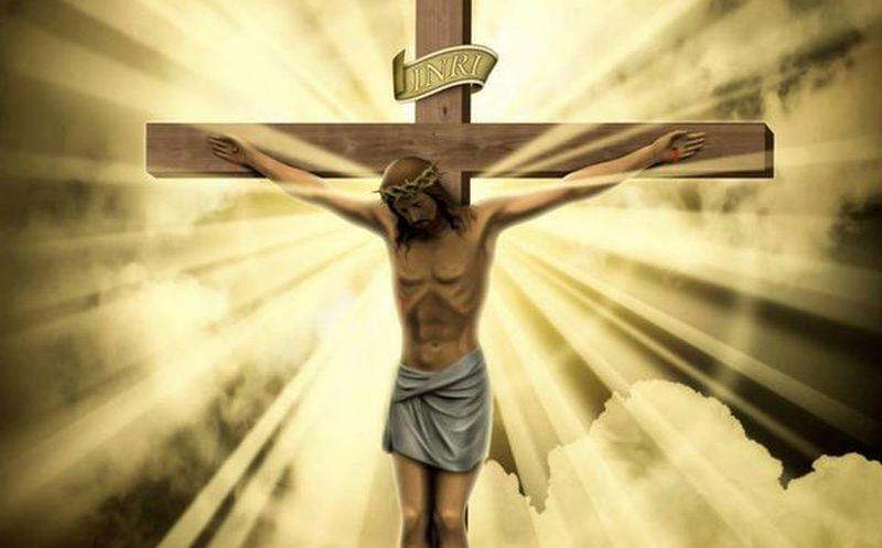 Resultado de imagen para cristo en la cruz