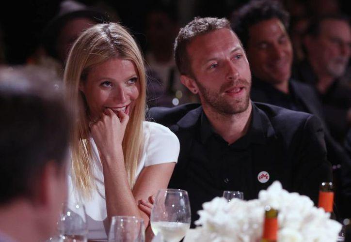 La actriz Gwyneth Paltrow y el cantante de la banda Coldplay, y Chris Martin, que tienen dos hijos menores de edad, finalmente se divorciaron. (elmundo.es)