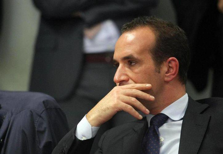 Imagen de archivo de Gianpaolo Tarantini, empresario acusado de llevarle chicas al ex premier italiano Silvio Berlusconi. (Foto: Donato Fasano/Lapresse, en www.giornalettismo.com)