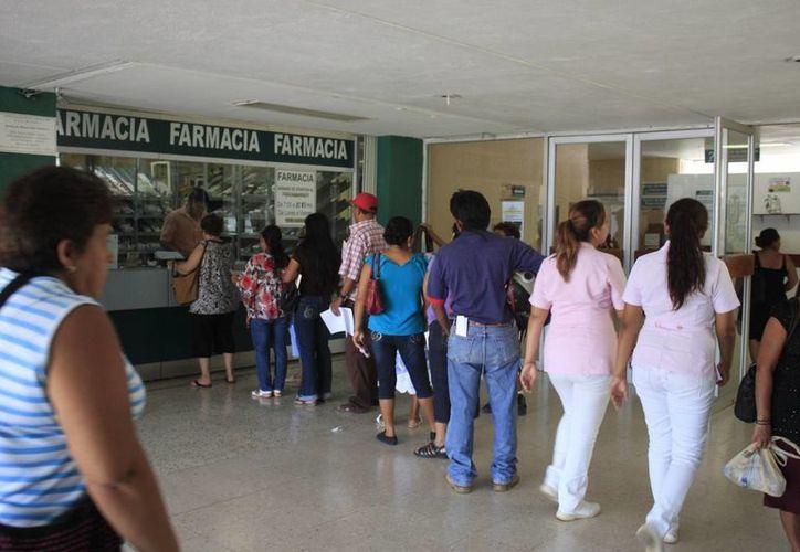 Realizan censo para identificar cuantos empleados no estan afiliados al seguro social. (Archivo/SIPSE)