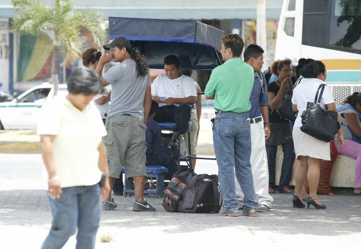 El Caribe Mexicano se vuelve la mejor opción para quien decide migrar. (foto: Paola Chiomante)