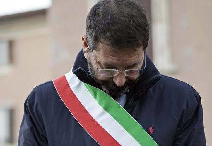 Imagen del alcalde de Roma Ignazio Marino, quien se encuentra impotente ante la lucha contra la mafia en la ciudad. (Archivo/AP)