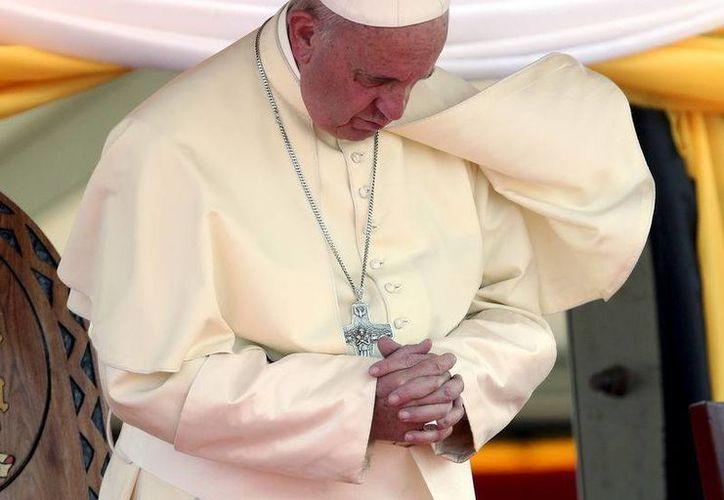 El Papa Francisco visitará México del 12 a 18 de febrero. Ante esto, Raúl Vera, exponente de la Teología de la Liberación, visitó Roma para entregarle un informe sobre el país al Sumo Pontífice. (Tomada de Ansalatina.com)