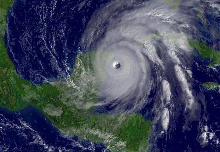 Se prevén 19 ciclones para el Pacífico y siete para el Atlántico. (Contexto/Internet)