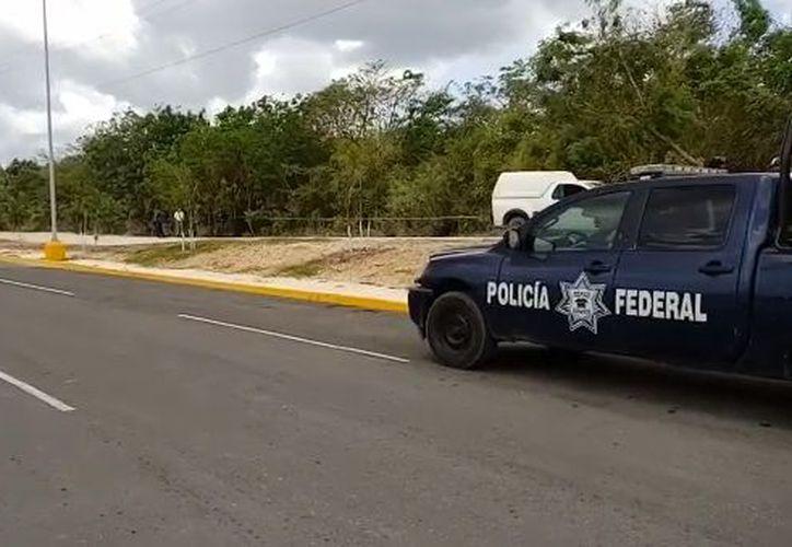 Elementos del ejército mexicano se trasladaron a las inmediaciones del lugar. (Redacción)