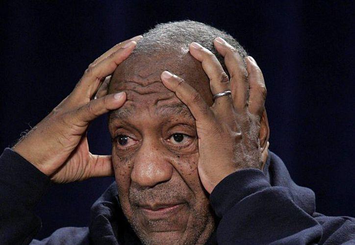 Fotografía de archivo de enero de 2005 del actor estadounidense Bill Cosby. El conductor fue acusado de abusar sexualmente de varias mujeres. (EFE/Archivo)
