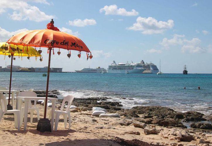 La cantidad de usuarios de la Zofemat en Cozumel aumento 4% en 2014 (Gustavo Villegas/SIPSE)