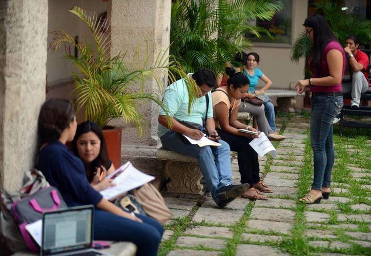 La Federación de Colegios de Profesionales tiene diversos planes en los que se trabajará para otorgarles a los alumnos del estado las mejores condiciones para el desarrollo estudiantil. (Milenio Novedades)