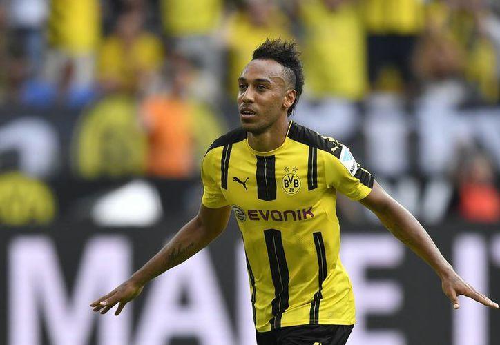 El Borussia Dortmund comenzó de buena manera su participación en la liga alemana, en la cual ya es líder el Bayern Múnich. (Martin Meissner/AP)