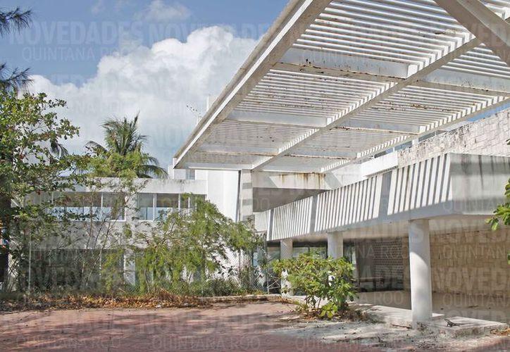 La empresa Caveri Servicios Inmobiliarios adquirió las dos hectáreas. (Jesús Tijerina/SIPSE)