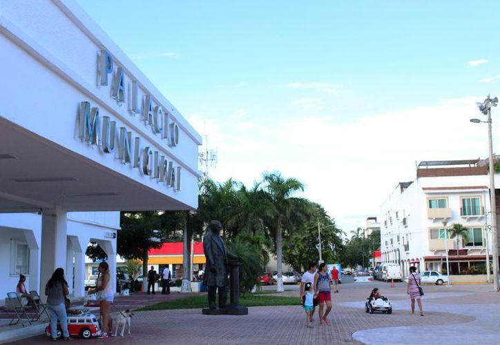 La Contraloría municipal requirió a los primeros funcionarios para el deslinde de responsabilidades. (Octavio Martínez/SIPSE)