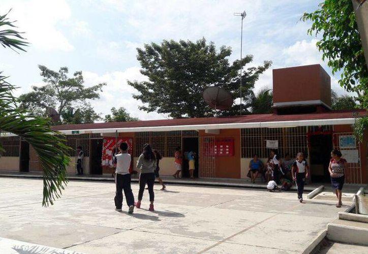 El Estado cuenta con 12 mil 658 alumnos distribuidos en 162 telesecundarias. (Foto: Eddy Bonilla)