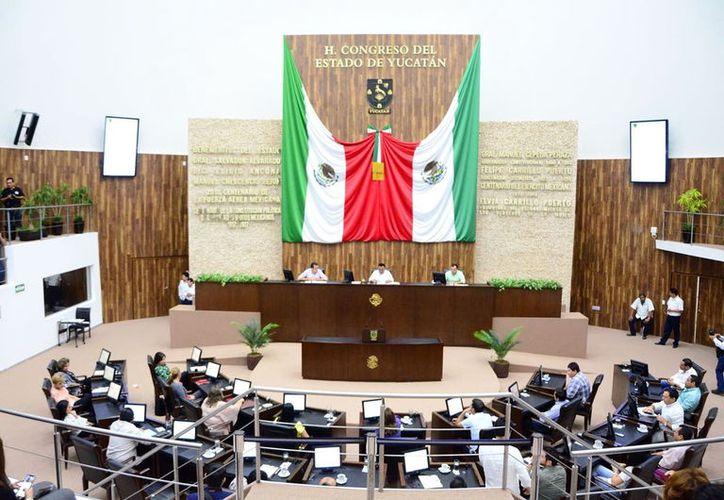La actual Legislatura concluye su periodo el 31 de agosto. (Milenio Novedades)
