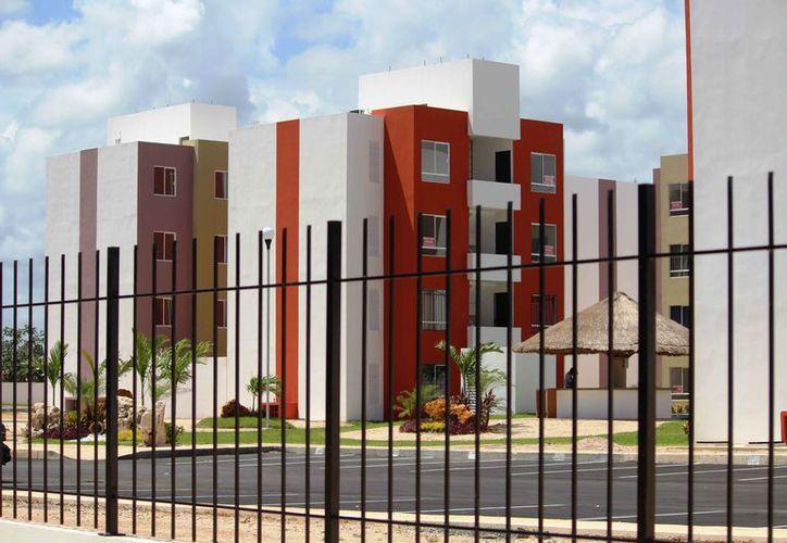 Entregan en Solidaridad alrededor de cinco mil créditos de vivienda en un año. (Octavio Martínez/SIPSE)