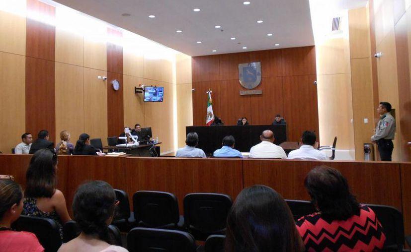 El nuevo sistema acusatorio incorpora los Juicios Orales Públicos, el cual es un mecanismo fundamental para garantizar la transparencia del proceso. (Archivo/SIPSE)