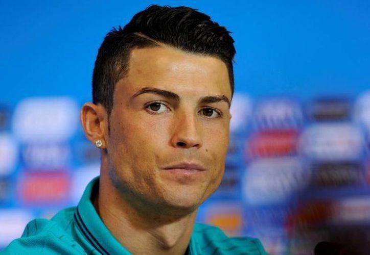 Cristiano Ronaldo enfrenta una demanda por el uso del seudónimo 'CR7'. (AP)