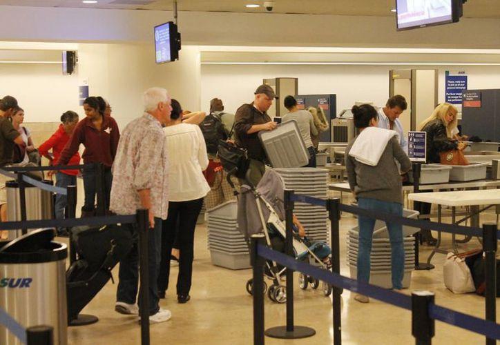 En lo que va de este año se han recibido más de tres millones de turistas en este destino. (Tomás Álvarez/SIPSE)